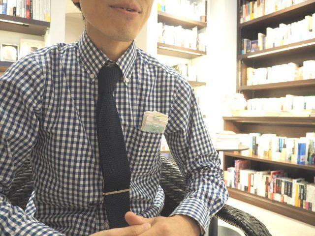 神楽坂モノガタリ 久禮亮太さん