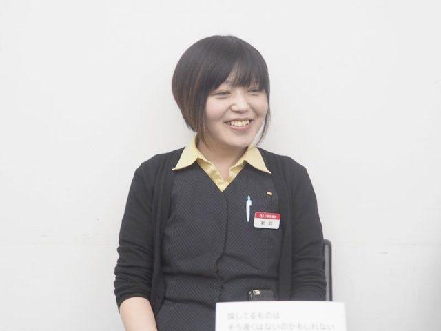 新井見枝香さん近影