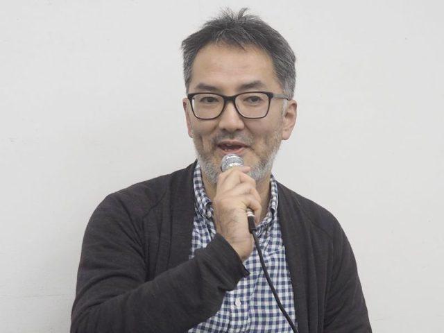 辻山良雄さん近影2