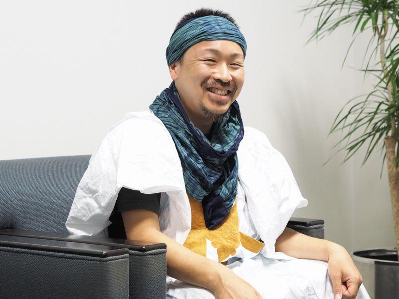 前野ウルド浩太郎さん近影.1