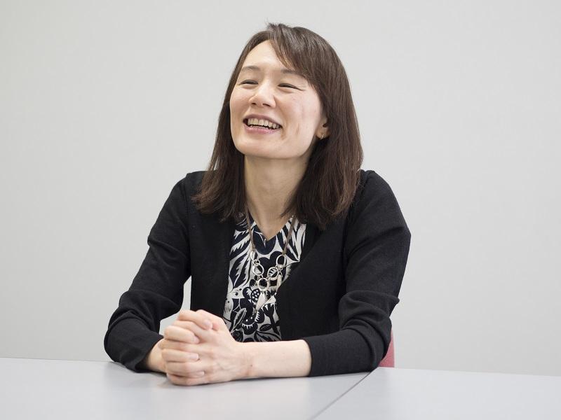 宮下奈都さんインタビュー画像2