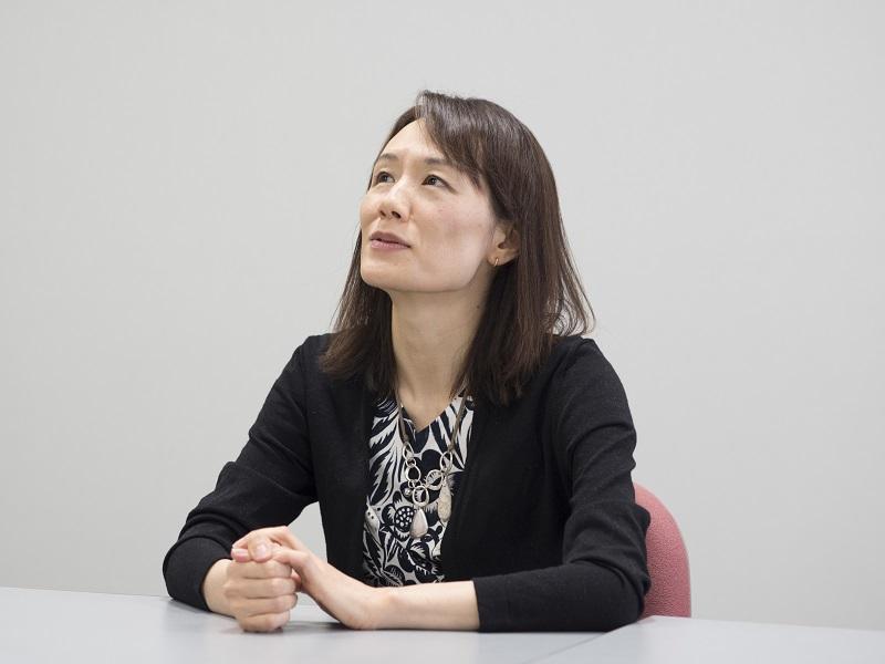 宮下奈都さんインタビュー画像3