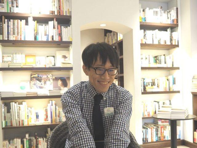 久禮書店 久禮亮太さん