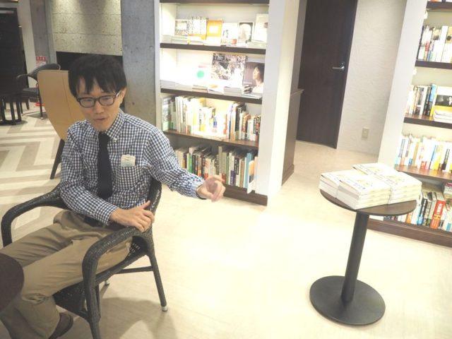 久禮亮太さんが自著『スリップの技法』売り方を語る