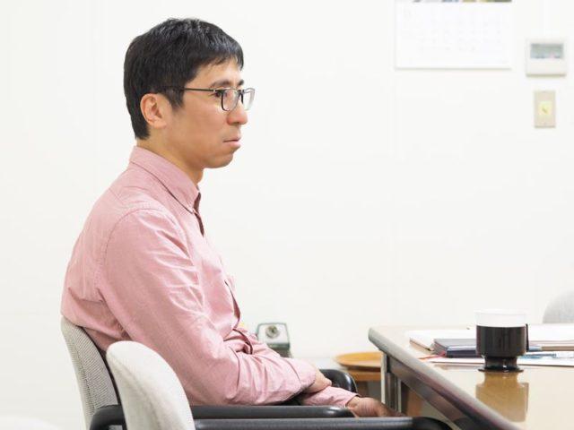 編集部平木さん2