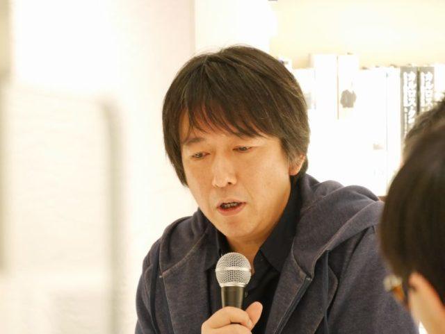 石橋毅史さん