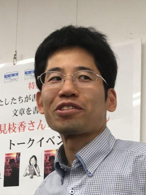 詩人書店員・花本武さん