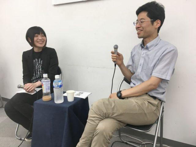 花本武・新井見枝香対談