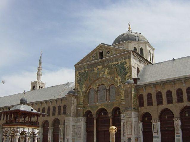 シリアのモスク