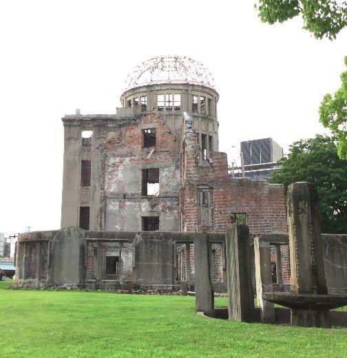 原爆ドーム ©井出明