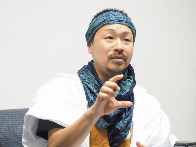 前野ウルド浩太郎さん近影.6