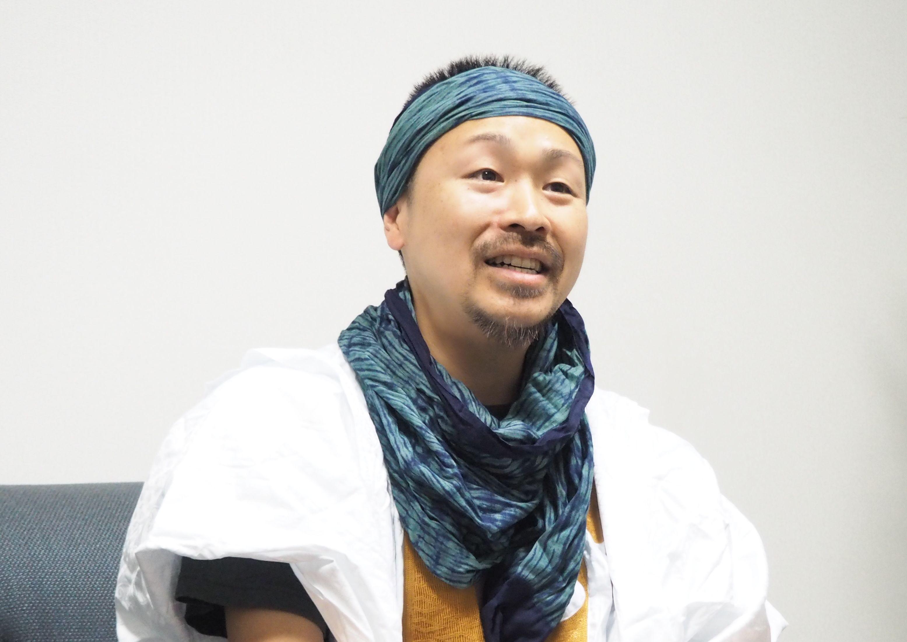 前野ウルド浩太郎さん近影.5