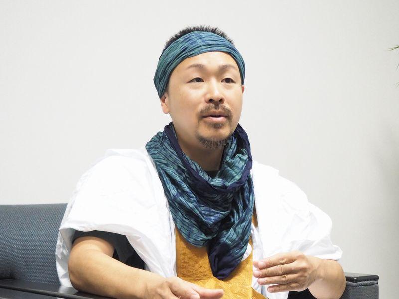 前野ウルド浩太郎さん近影.2
