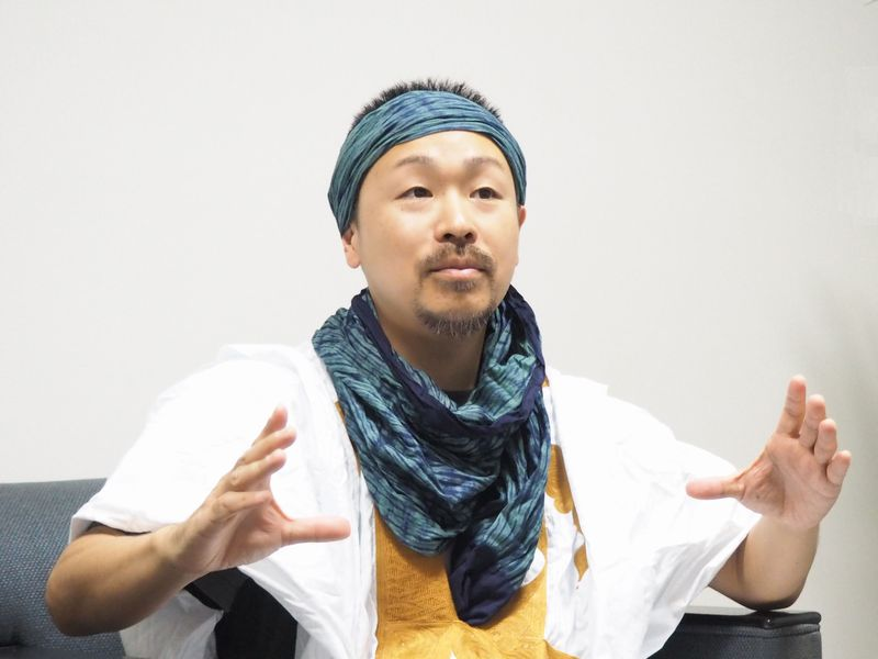 前野ウルド浩太郎さん近影.3