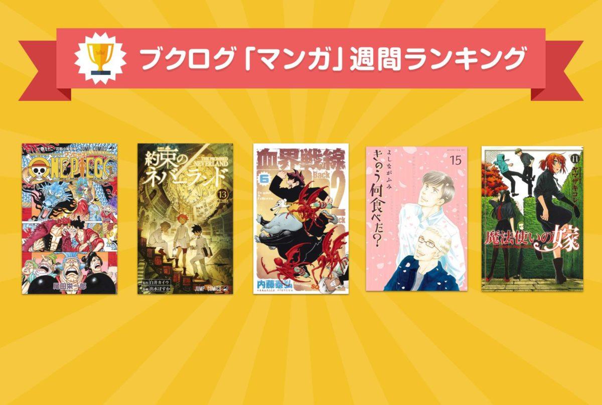 『ダンジョン飯』7巻、発売日決定でランキング急上昇!マンガランキング3月3日~9日