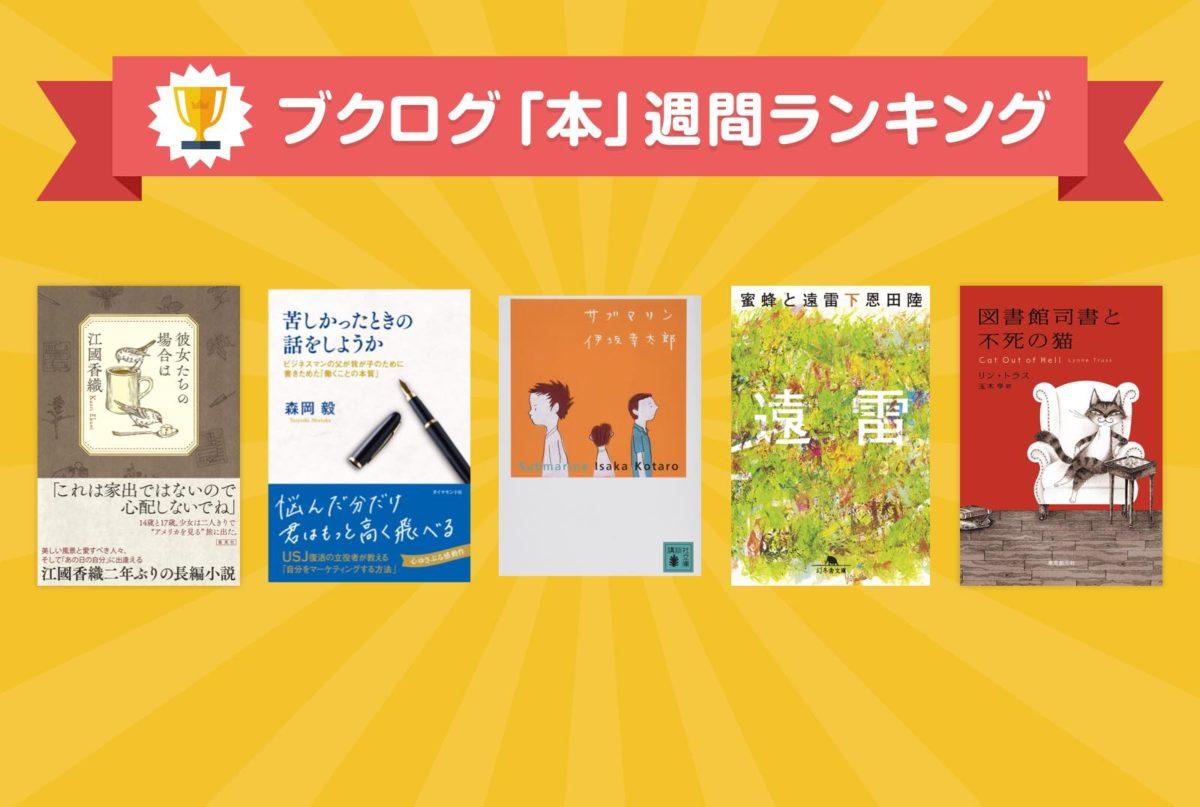 村上春樹さん対談集『本当の翻訳の話をしよう』刊行!―本ランキング5月5日~11日